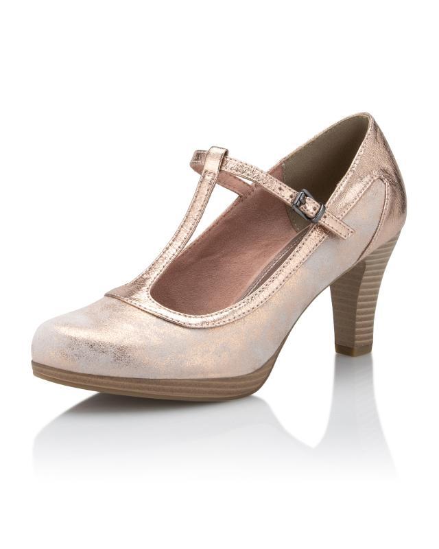 Spangenpumps | Schuhe > Pumps > Spangenpumps | Textil | Marco Tozzi
