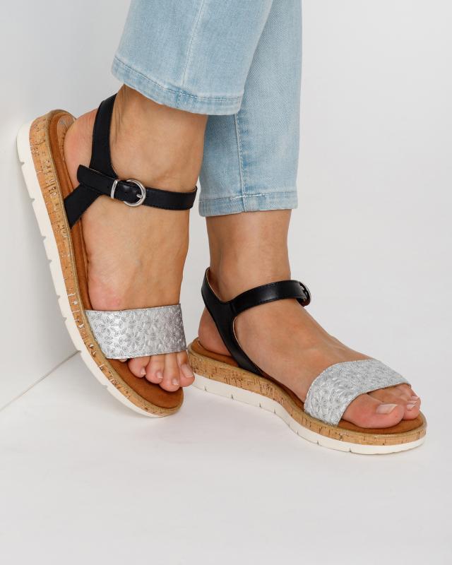 sandale-mit-blumendruck