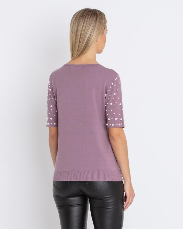 strickshirt-mit-perlendekoration