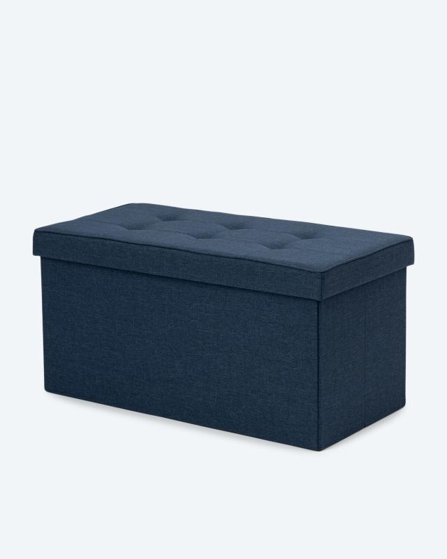 Sitz- und Aufbewahrungsbank 2-Sitzer
