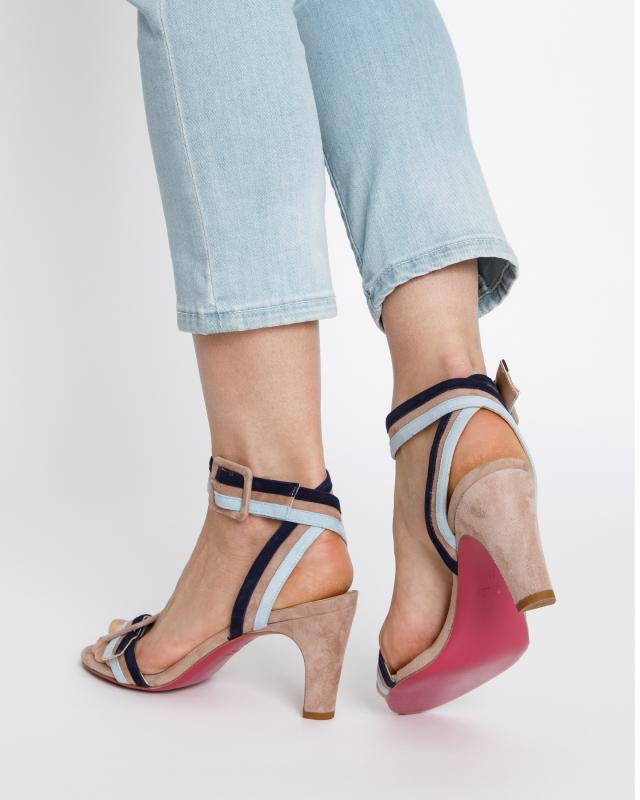 sandalette-im-3-farb-design