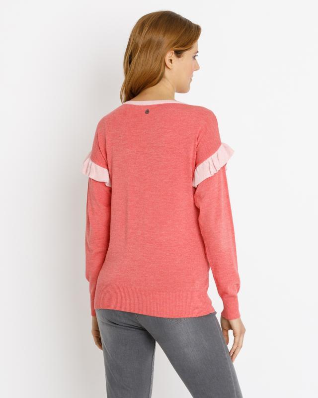 oversized-pullover-mit-ruschen