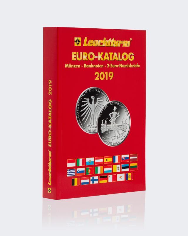 Leuchtturm Euro Katalog 2019 Hier Online
