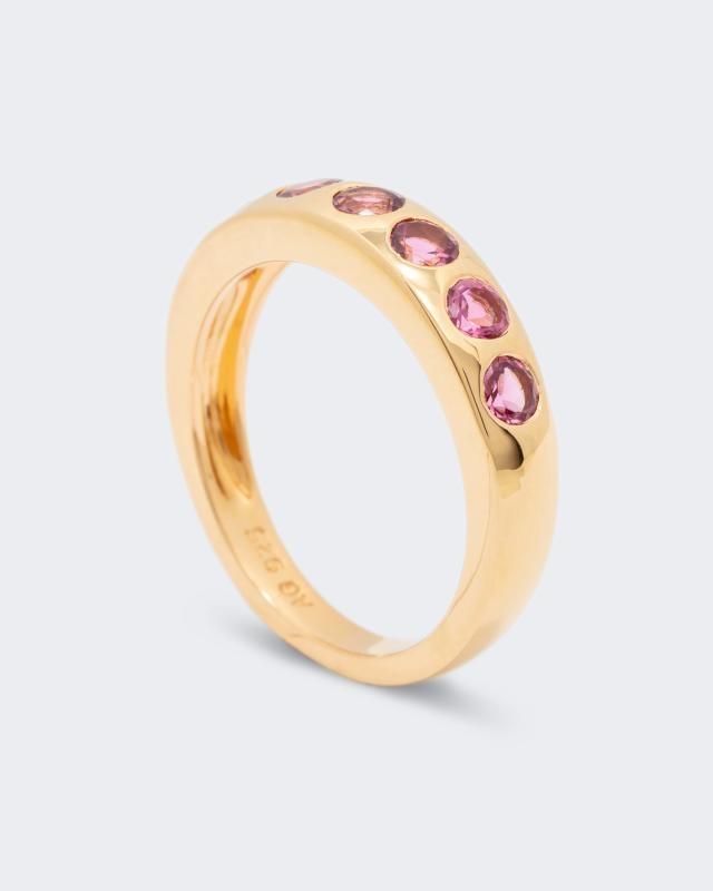ring-mit-pink-turmalin, 69.98 EUR @ hse24