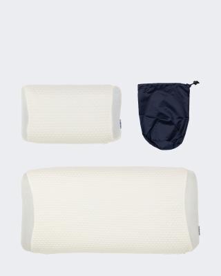 Viskokissen + Minikissen Airfoam, 3tlg.