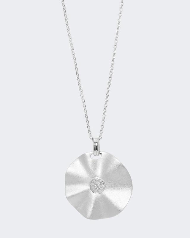 Diajeune Diamant-Anhänger 0, 108 ct Kette