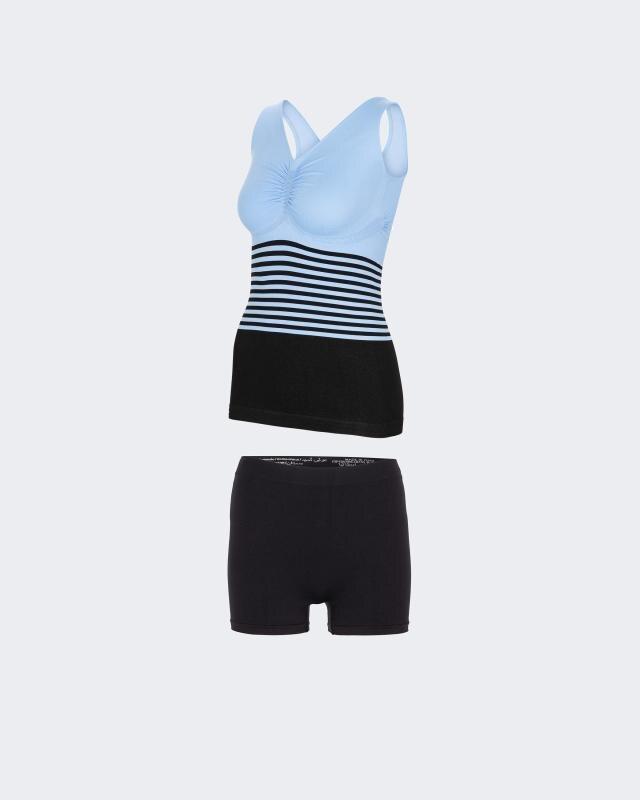 Schlankstütz Kollektion Classic Leichttop und Hotpants   Bekleidung > Hosen > Hotpants   Schlankstütz Kollektion Classic