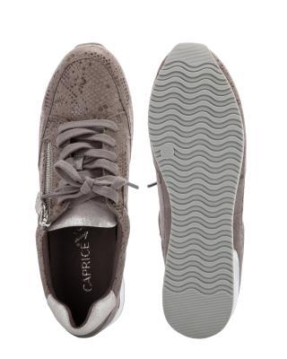 designer fashion reliable quality low price Sneaker aus Hirschleder