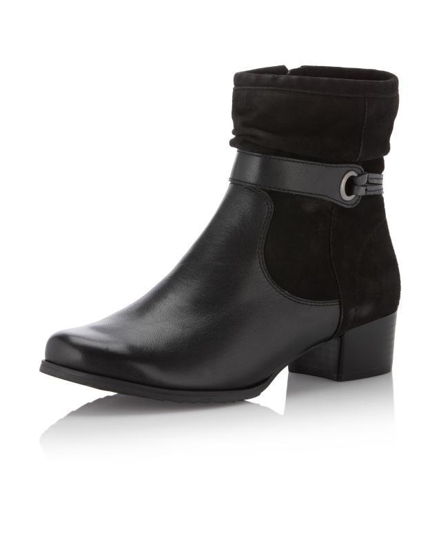 Caprice Stiefelette mit Dekoband | Schuhe > Stiefeletten > Sonstige Stiefeletten | Caprice