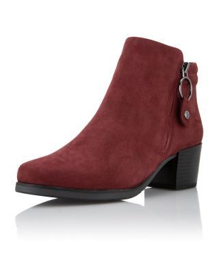 pre order online store footwear Stiefelette mit Nietendekor, hier online