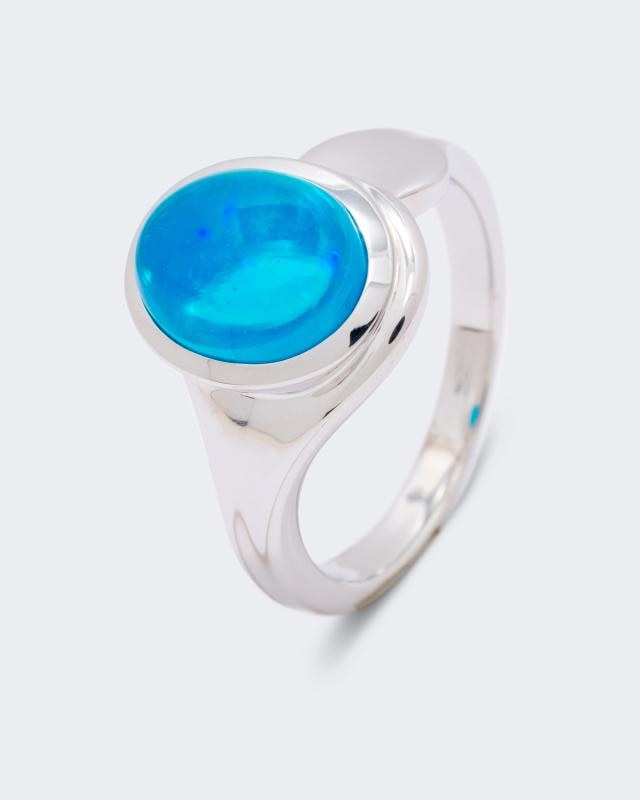 Ring mit Opal
