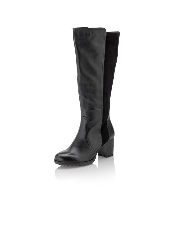 Stiefel mit XL-Schaft | Schuhe > Stiefel > Weitschaftstiefel | Caprice
