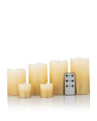 Hse24 Led Kerzen.3 Schwimmende Teelichthalter Mit Led Kerze