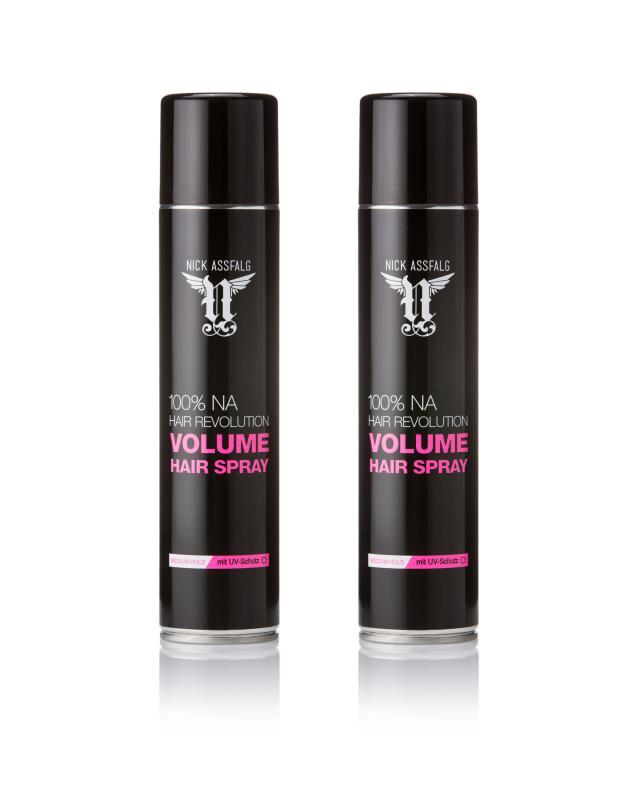 100% Volume Hair Spray, Duo