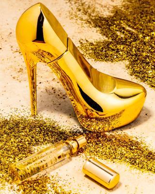 Jorge González Glamour & Heels EDICÍON ORO EdP 100 + 15 ml