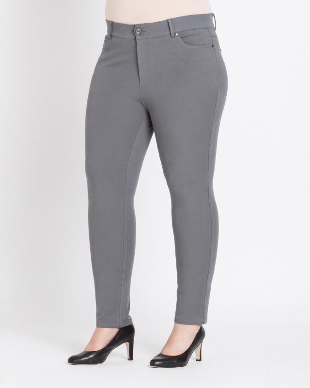 5-Pocket-Hose | Bekleidung > Hosen > 5-Pocket-Hosen | curvyme