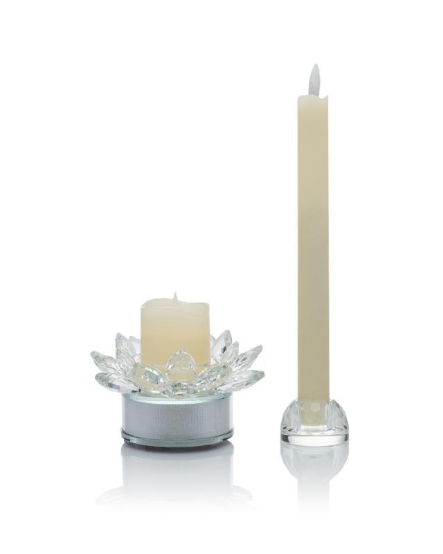 Kerzen Rosenknospen 3er Set Tischkerzen Echtwachs Osterdeko Ostern Deko