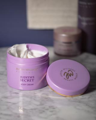 Judith's Secret Body Cream