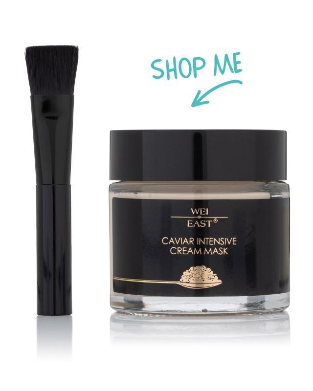 Caviar Super Mask + Pinsel