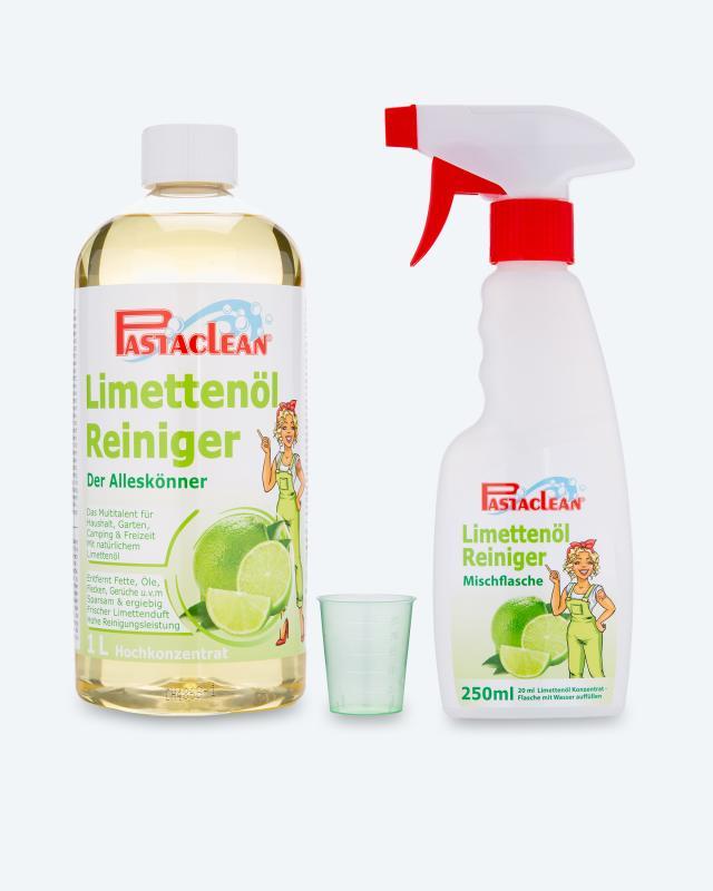 Limettenölreiniger, 1.000 ml + Sprühflasche