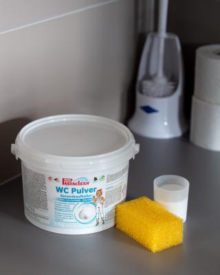WC-Pulver mit Keramikaufheller, 3 kg
