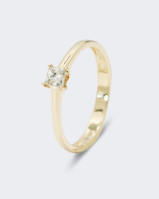 Harry Ivens Diamantring 0,25 Karat