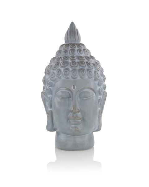 Outdoor Buddha-Kopf