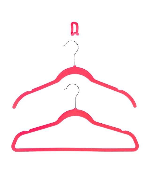 Hangers Kleiderbügel-Set, 45tlg.