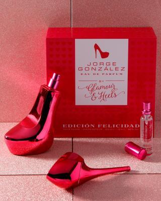 Jorge González Glamour & Heels EDICÍON FELICIDAD EdP 100 + 15 ml