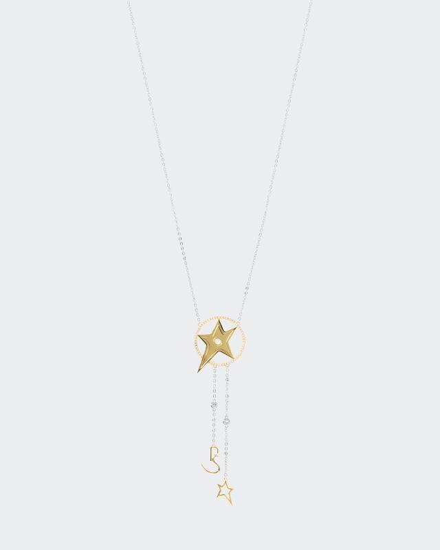like a Star Necklace Kette + Anhänger