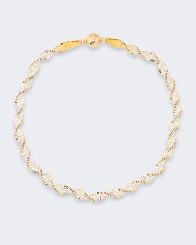 Heringbone-Armband