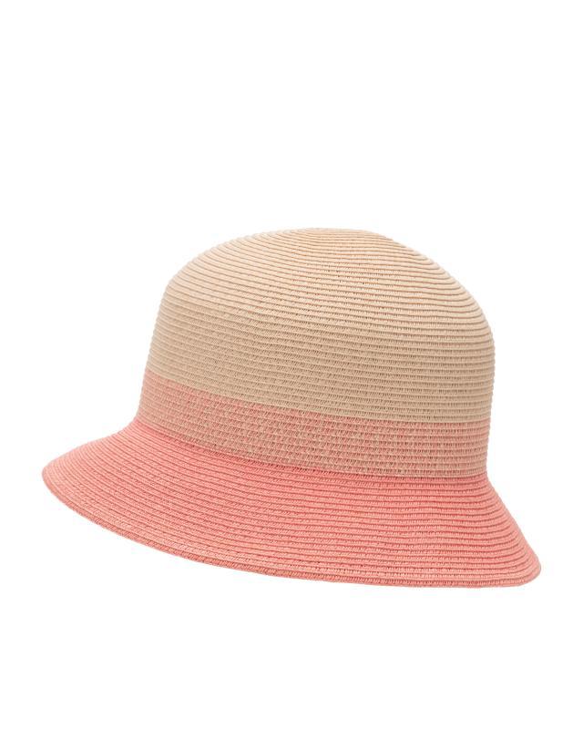 Pfeffinger Strohhut mit Bordüre | Accessoires > Hüte > Strohhüte | Pfeffinger