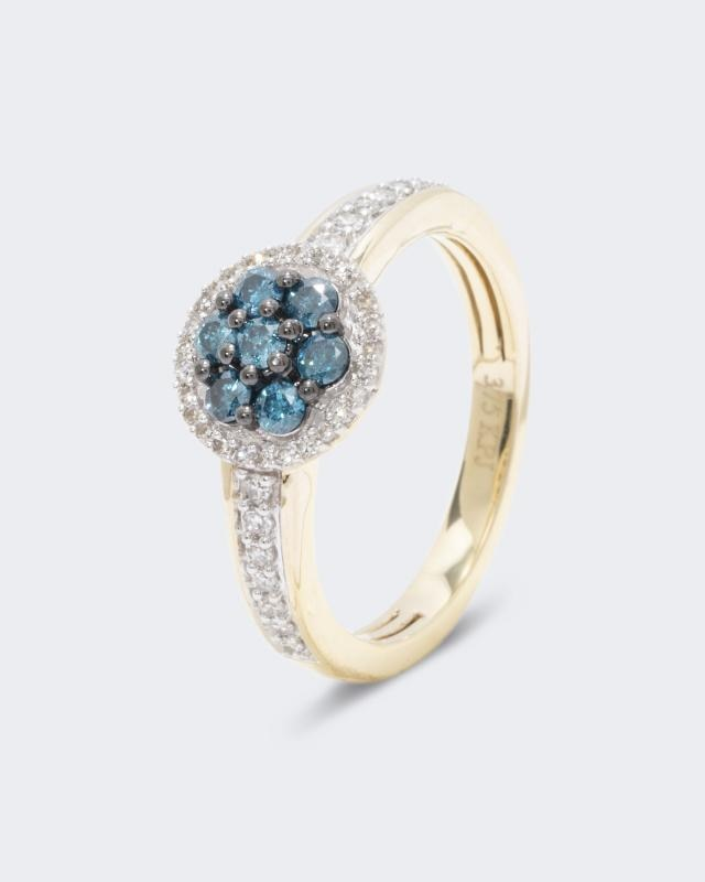Diamond Collection Diamantring 0, 50 Empfehlung, Blogpost 7347