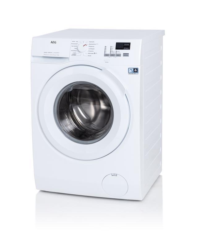 Image of AEG Waschmaschine 8 kg L6FBA494, EEK: A+++