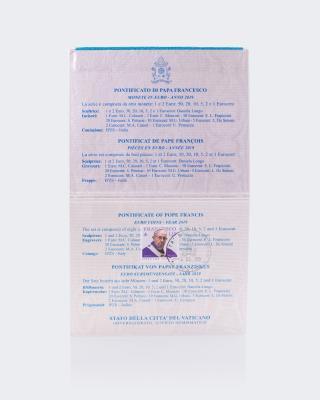 Vatikan Kursmünzen 2019