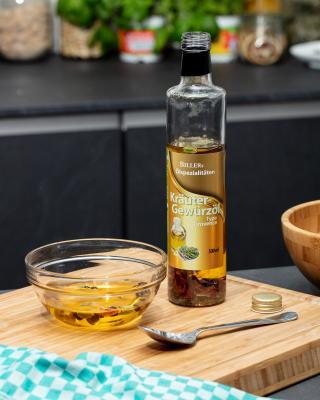Kräutergewürzöl Typ Provence