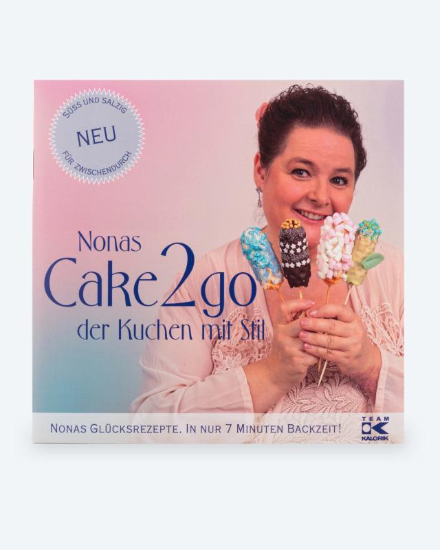 Cake2go-Rezeptheft von Nona Nissl