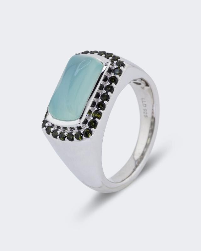 La Luna Design Silber Ring Tophit, Posting 2381