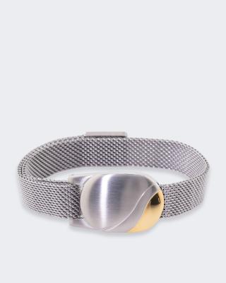 "Mesh-Magnetarmband ""swedish trädbark"""