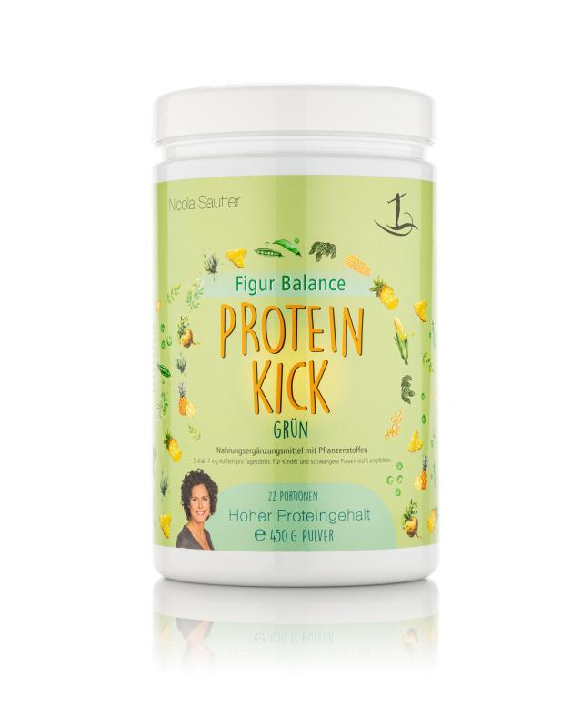Protein Kick Grün, 450 g