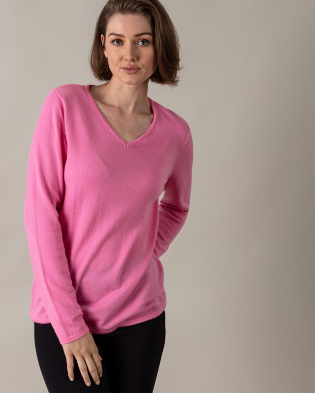 Easy Care Wool-Pullover
