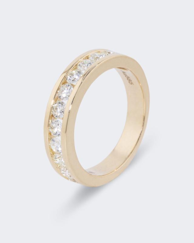 Diamantaire Brillantring mit 1,00 Karat   Schmuck > Ringe > Diamantringe   Diamantaire