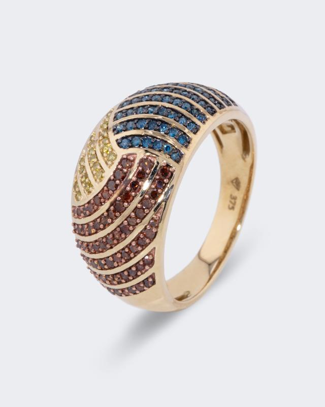 Diamond Collection Diamantring 0, 50 Karat