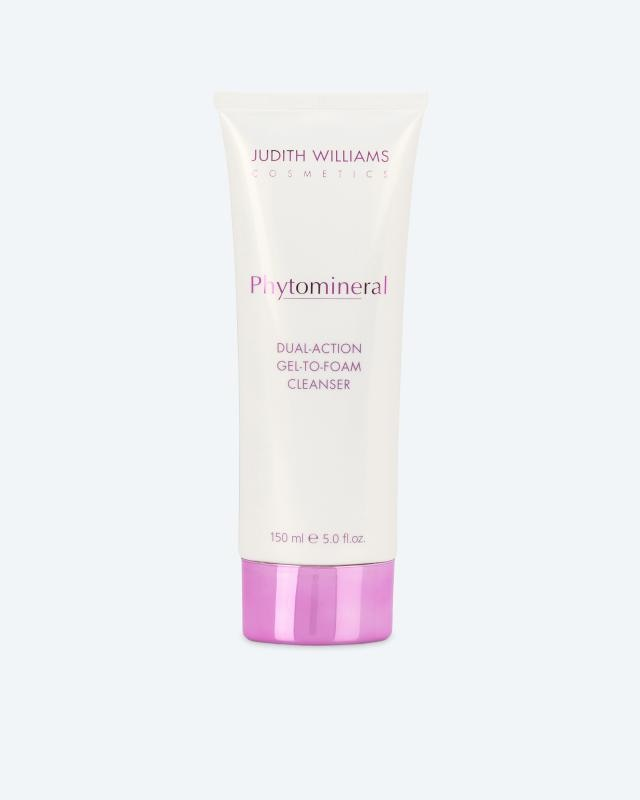 Dual-Action Gel-to-Foam Cleanser