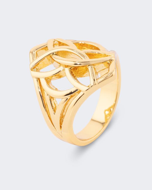 Ring im Ornamentdesign