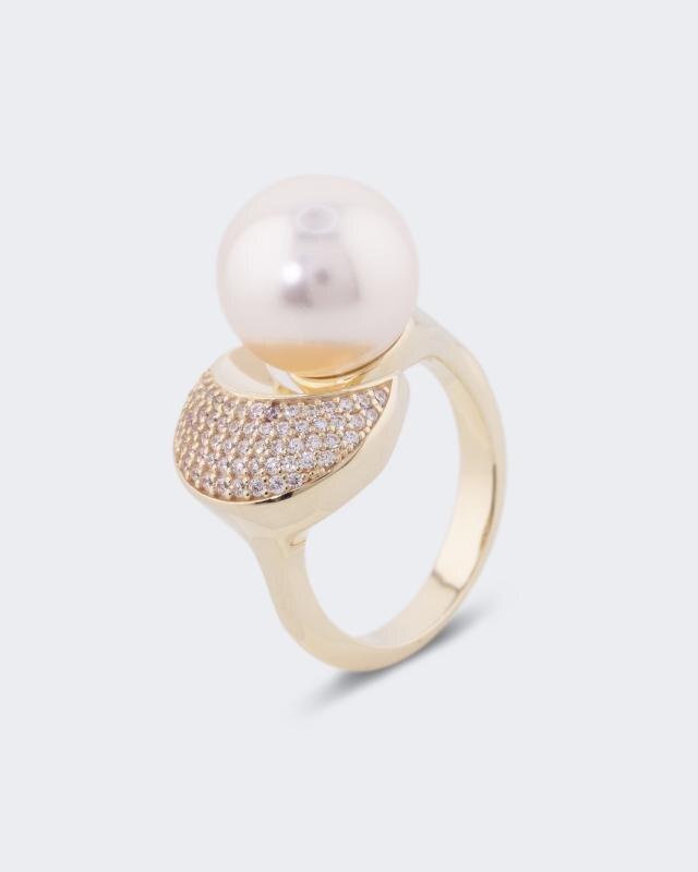 Ring MK Perle 12mm