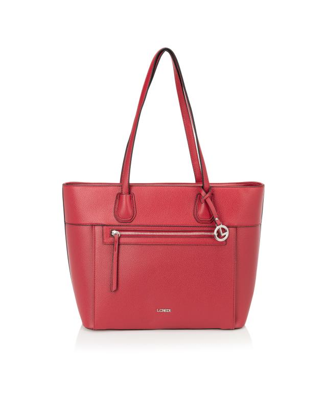 L.Credi Shopper mit Reißverschluss-Fach | Taschen > Handtaschen | L.Credi