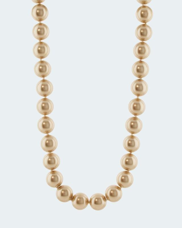 Collier MK-Perlen 13 mm