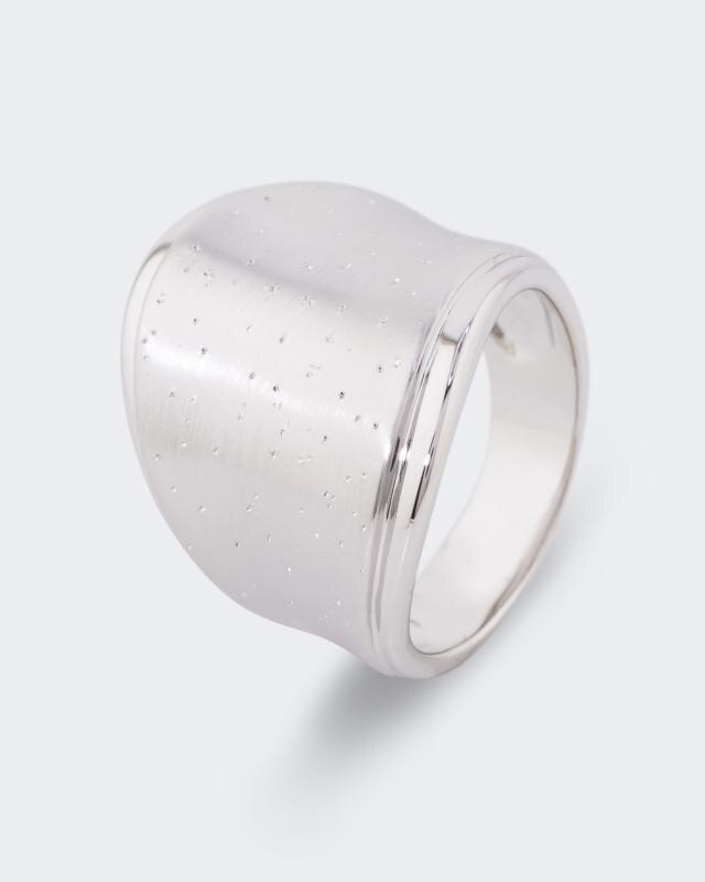 Aleksander Sternen Ring, diamantiert, mattiert   Schmuck > Ringe > Diamantringe   Aleksander Sternen