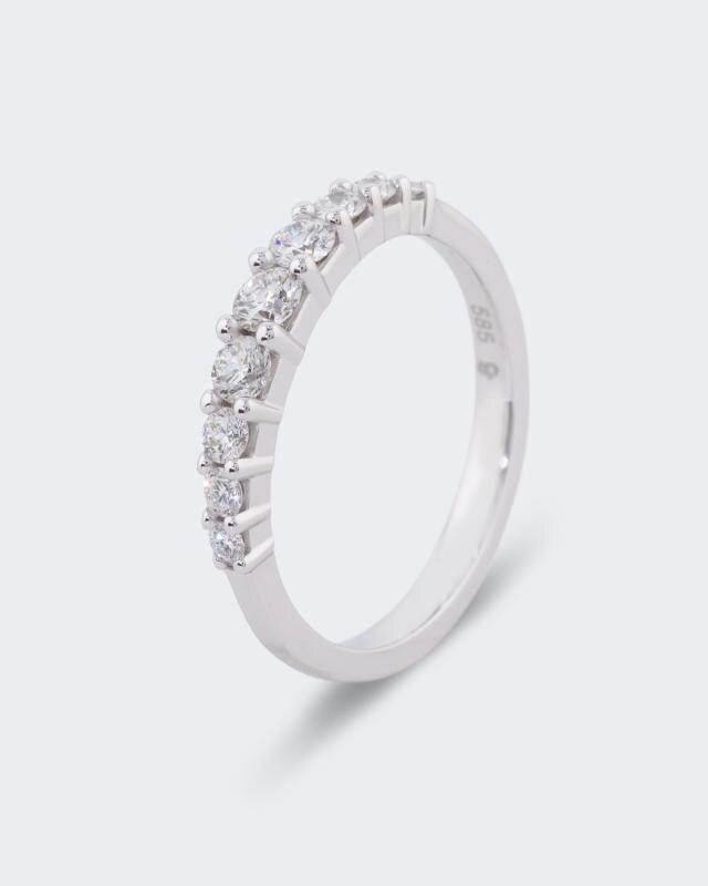 Diamantaire Brillantring 0,50 ct   Schmuck > Ringe > Diamantringe   Diamantaire